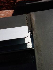 profilato di alluminio