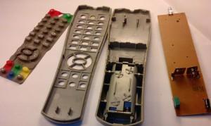 riparare un telecomando