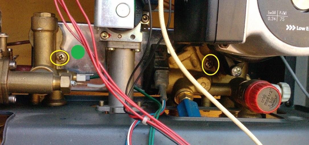 manuale termostato luna in 20 fi baymak bax luna 20 f