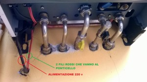Collegamenti elettrici tra un termostato ed una caldaia for Migliori tubi per l impianto idraulico