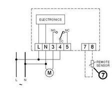 Collegamenti elettrici tra un termostato ed una caldaia for Caldaia ad acqua di plastica