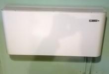 Installare un ventilconvettore
