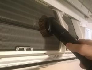 pulizia condizionatore