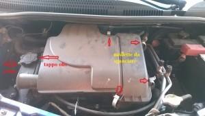 filtro ari motore 107