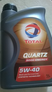 total quarz 5w-40