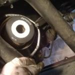 Cambio filtro olio xara picasso